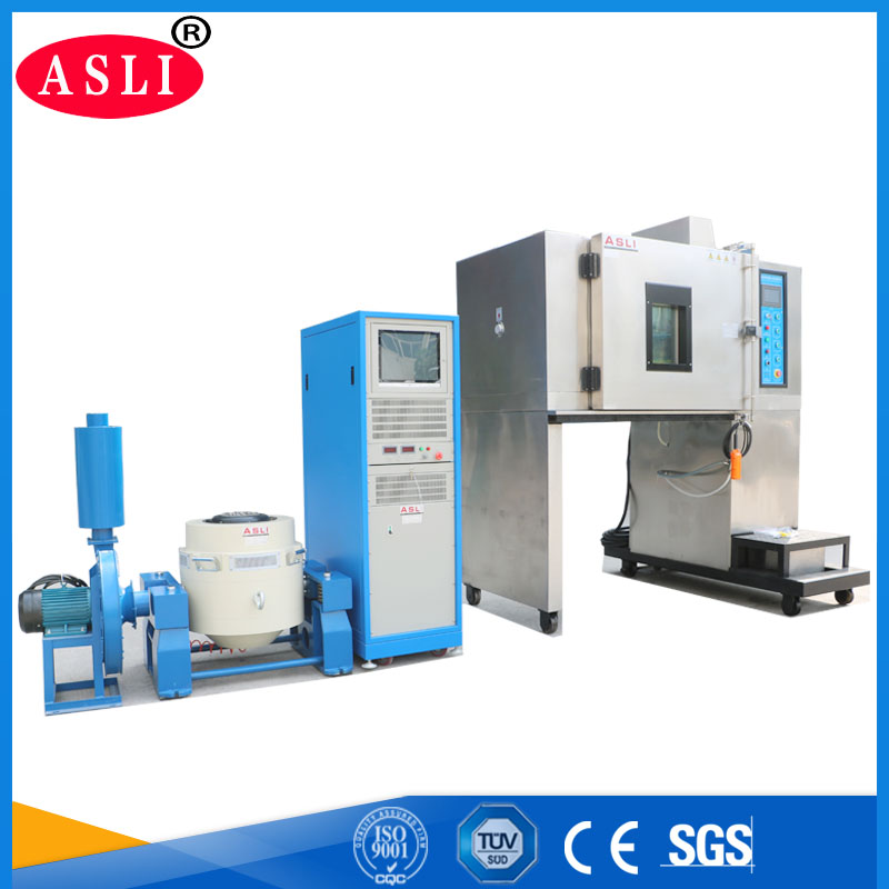 Temperature Humidity and Vibration Combined Climatic Chamber Test Machine