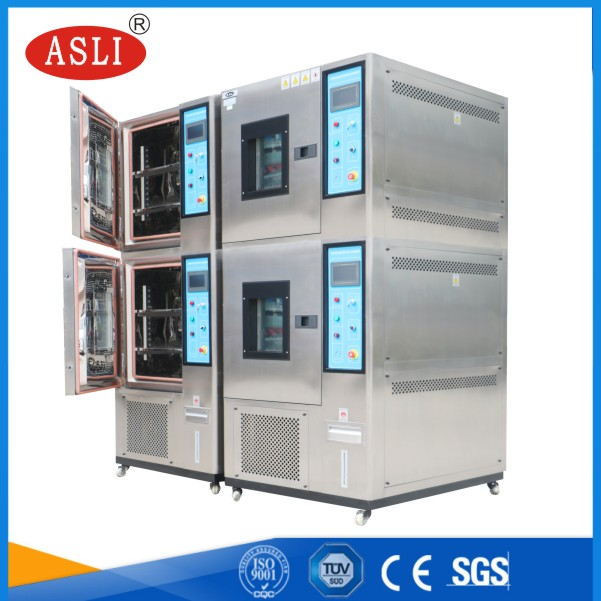 Doube Test Zone High Low Temperature Cycling Test Chamber